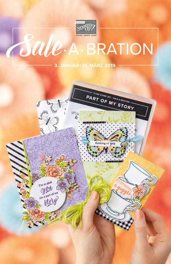 stampin up sale-a-bration broschuere 2019