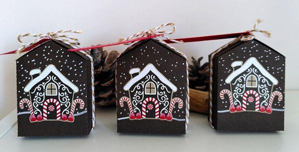 lebkuchenhaus basteln aus karton