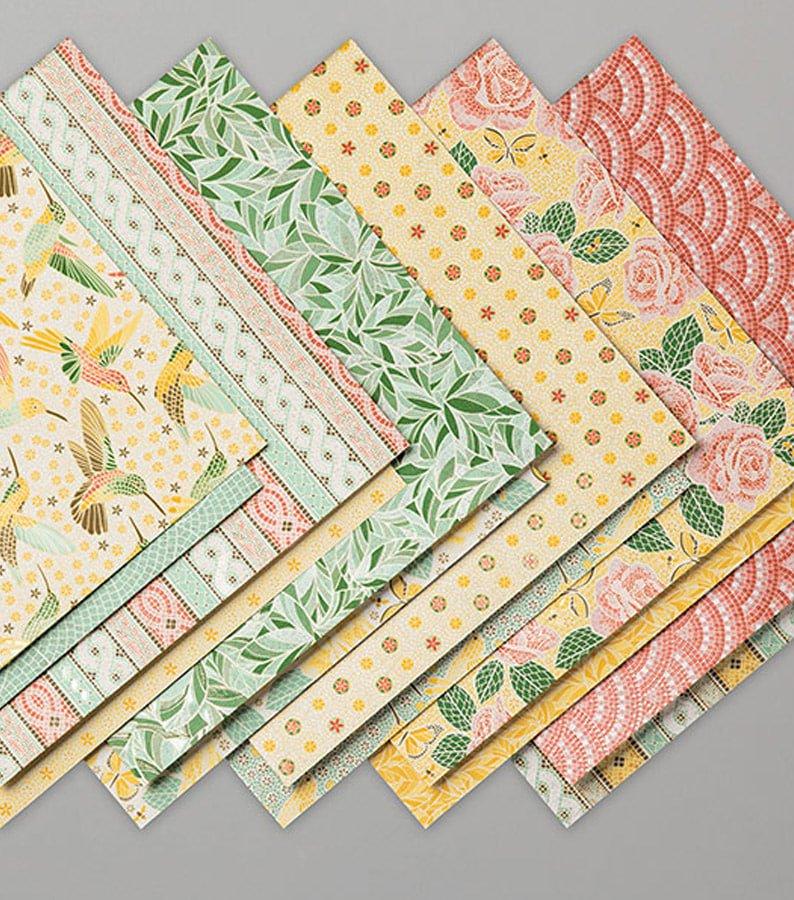 papier des monats juni maerchnehaftes mosaik