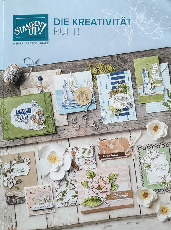 Stampin up Katalog 2019 2020