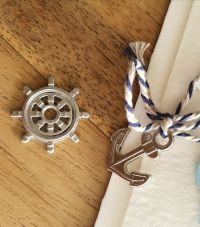 stampin up metallaccessoires ahoi