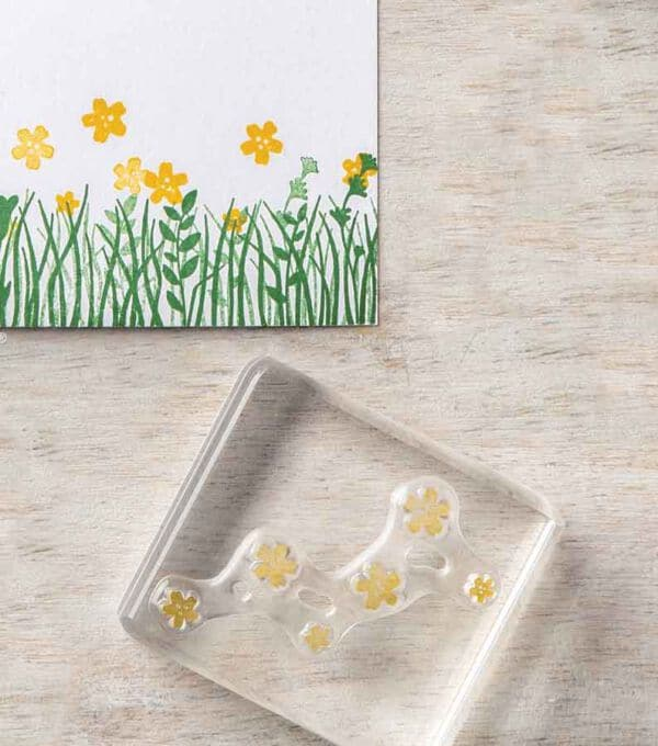clear stempel von stampin up